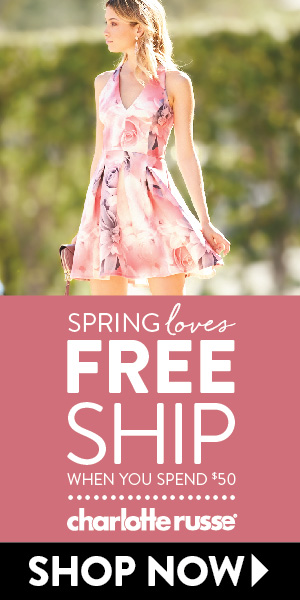 Charlotte Russe Discount Code
