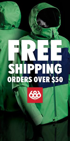 686 $50 Free Shipping Half