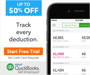 Quickbooks Self-Employed Free Trial Offer
