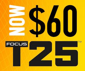Affiliate Link - Focus T25