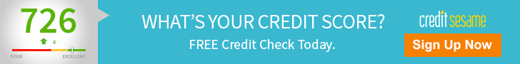 Credit Sesame offer
