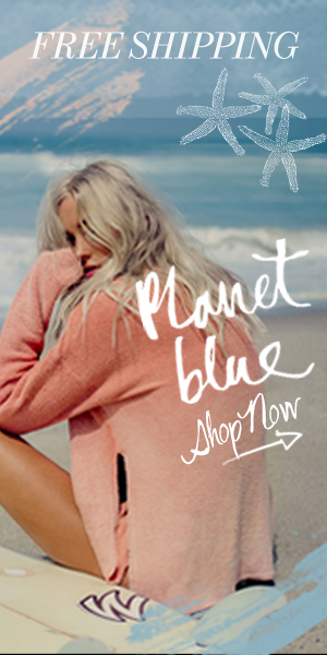 Planet Blue Discount Code