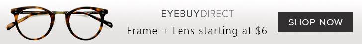 EyeBuyDirect Coupon Code