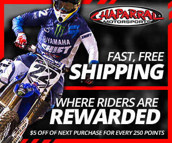 Chaparral Racing Offer