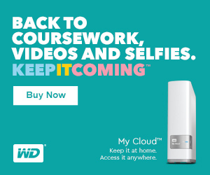 My Cloud Back to School Sale