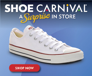 graphic about Shoe Carnival Coupon Printable referred to as Shoe Carnival on the web discount codes armed forces savings promo code