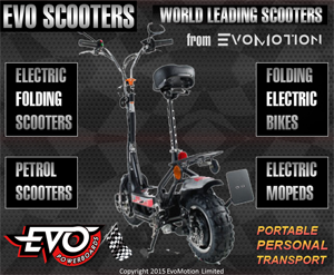 Evo Scooters Offer