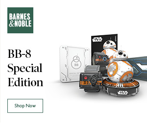 Sphero Star Wars Special Edition BB-8 App-Enabled Droid with Force Band is Available Now! Shop BN.com