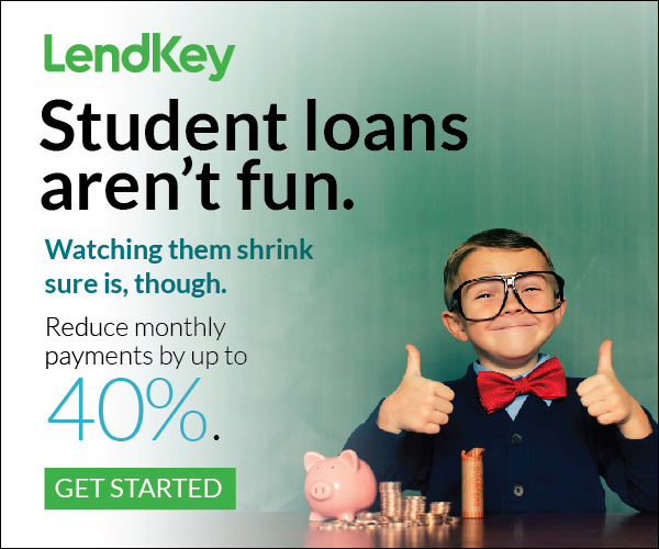 how to get out of debt / quickly pay off debt / refinance student loans with LendKey