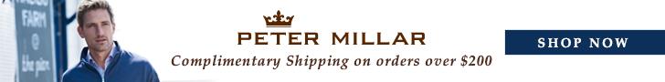 Peter Millar Coupon Code