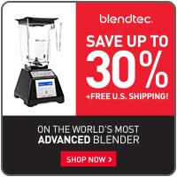 Blendtec Refurbished + Free
