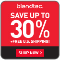 Blendtec Refurbished + Free