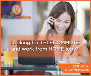 Telecommuting Career