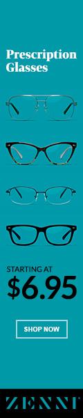 Zenni Optical Promo Code