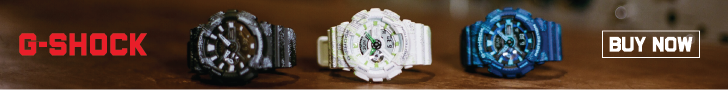 GShock Coupon Code