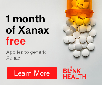 free xanax for a month blink
