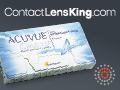 Up-to-date ContactLensKing.com discounts, coupons, specials, and rebates.