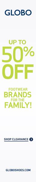 GLOBO Shoes Promo Code