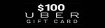 $100 Uber Gift Card Giveaway