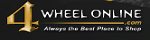 4 Wheel Online Coupon Code,Promo Codes and Deals