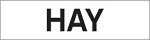 HAY coupons code
